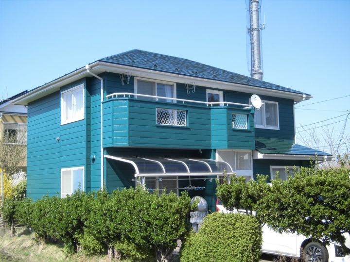 八戸市河原木 Y様邸 屋根・外壁塗装工事