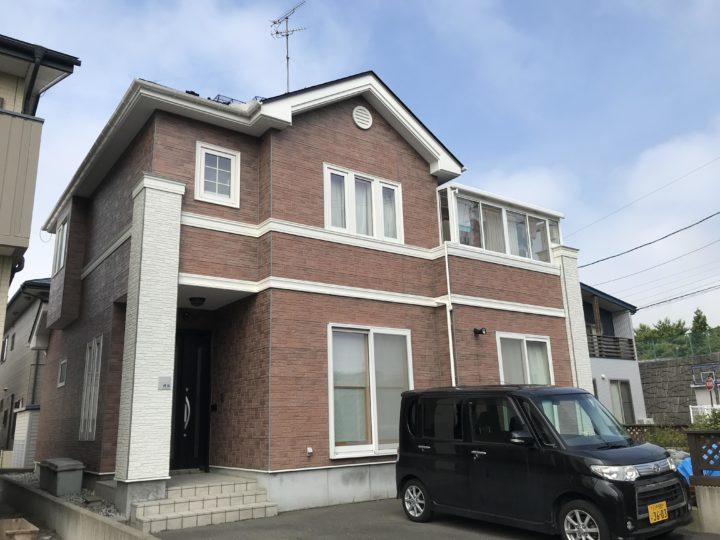 八戸市 I様邸 屋根・外壁塗装工事