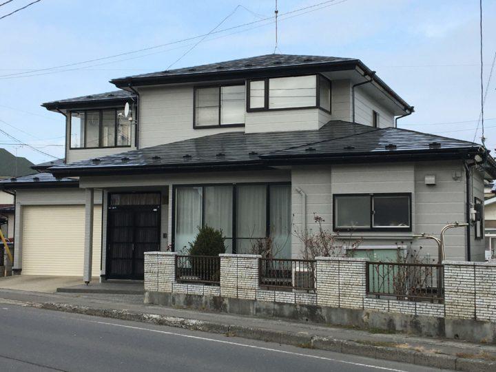八戸市 K様邸 屋根・外壁塗装工事