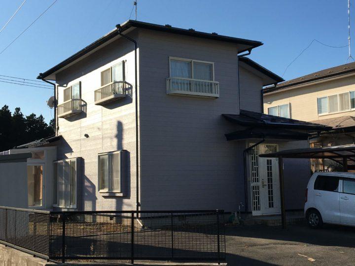 八戸 S様邸 屋根・外壁塗装工事