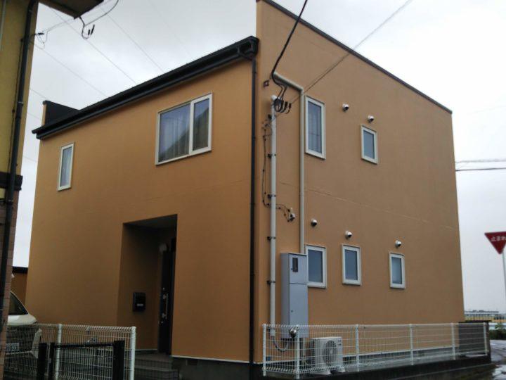 八戸市 Y様邸 屋根・外壁塗装工事